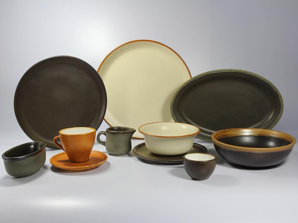 Vajillas categorias de los productos ceramica avalos for Productos para ceramica