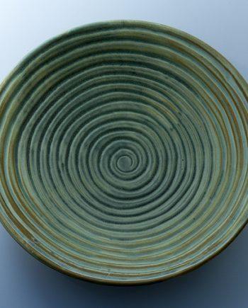 Plato Wok 31 Croto Verde